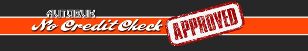 no credit check  banner