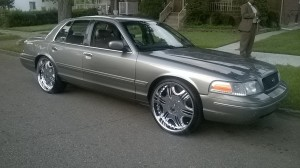 99 Crown Vic